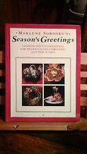 Holiday Cookbook/Entertainment SEASON'S GREETINGS Sorosky'86 Thksgvng/Xmas/NewYr