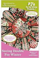 Seeing Double for Winter Anita Goodesign Embroidery Design cd CD ONLY