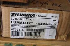Sylvania 47335-4 Lumalux LU150/Multi-Kit 120-277V for 150W HPS lamp
