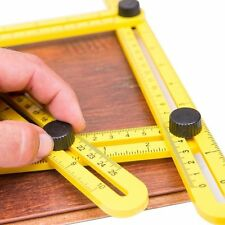 Angleizer Template Tool, Vonimus Multi-Angle Measuring Ruler, General Angleizer
