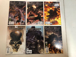 Ghost Rider Trail Of Tears (2007) #1 2 3 4 5 6 1-6 (VF/NM) Complete Set