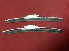 "1966-1977 EARLY FORD BRONCO FACTORY NEW 11"" WINDSHIELD WIPER BLADE SET!"