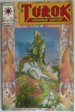 1993 TUROK DINOSAUR HUNTER #1  FOIL COVER -   VF                      (INV17581)