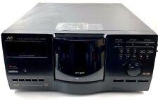 Jvc Xl-Mc334 Mega 200 Cd Compact Disc Automatic Changer Text Compu Link Works
