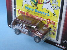 HotWheels Ford Transit Supervan 101 Dalmations Disney Van USA issue in BP 65mm
