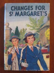 CHANGES FOR ST.MARGARET'S by HELEN S HUMPHRIES #3 1967 HC/DJ EXC