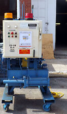 1 USED DOMINION HBC-220 HYDRAULIC POWER PACK WITH 20 GALLON TANK *MAKE OFFER*