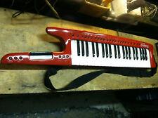 Roland AX-1 Keytar keyboard MIDI controller/red AX1 , AX 1  //ARMENS.