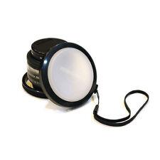 Photo Mennon 77mm White Balance Lens Cap Custom WB Filter For SLR DSLR Camera