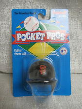 1997 San Francisco Giants Riddell Pocket Pros Baseball Mini Helmet