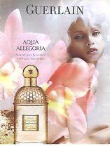 PUBLICITE  ADVERTISING 2008   GUERLAIN cosmétiques produits de beauté