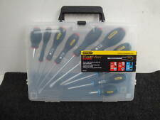 STANLEY FATMAX 10PCE POZZI & SLOTTED SCREWDRIVER SET 5 65 427