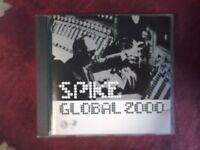 SPIKE -  GLOBAL 2000 (14 TRACKS). CD. 14 TRACKS
