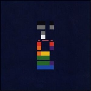 COLDPLAY ( NEW SEALED CD ) X & Y : FIX YOU / SPEED OF SOUND / THE HARDEST PART
