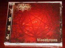 Necrophobic: Bloodhymns CD 2010 Reissue Hammerheart Records UK HHR 2010-02 NEW