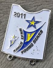 Kings Lynn Speedway Young Stars 2011 Pin Badge by Enjay Designs