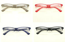 Fashion Half-rim Women Men Reading glasses for reader +1.0 +1.5 +2.0 +2.5 +3.0