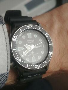 Citizen SPF56-0456 300m Professional diver quartz 2852-266315Y
