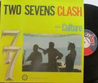 CULTURE ~ Two Sevens Clash ~ VINYL LP