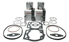 Ski-Doo MXZ 440, 1994-1998, Wiseco Pistons and Gaskets Set - Engine Rebuild Kit