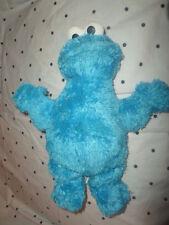 "Hasbro Sesame Street Cookie Monster 10"" Plush Soft Toy Stuffed Animal"