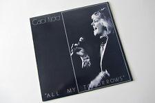 ++Carol Kidd++All My Tomorrows+Vinyl LP++Aloi Records+AKH005+UK1985+Rarität+TOP+