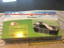 KAYTEE RAT HOME. RAT CAGE 25.5 X 12.5 X 14