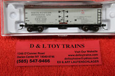 50003890 North Western Refrigerator Lines 40' Reefer Car NEW IN BOX