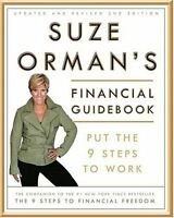 Suze Ormans Financial Guidebook: Put the 9 Steps to Work by Suze Orman