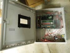 SIMPLEX 4010 FIRE ALARM CONTROL PANEL WITH ENCLOSURE