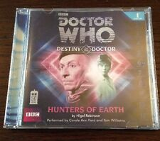 Doctor Who - Hunters Of Earth Audio Book Cd Carole Ann Ford