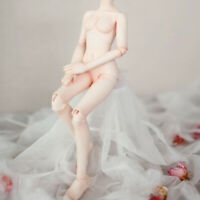 1/4 Bjd Doll Girl Body Only - Without Head-  36cm Tall Resin