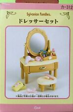 Sylvanian families Dresser Set Genuine ka-312 calico critters