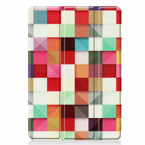 Folio Slim Leather Folding Stand Smart Case Cover For Apple iPad 7 8 9th 10.2''