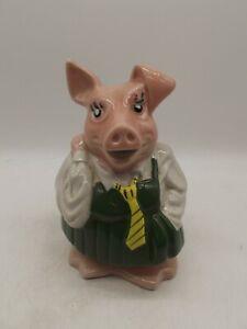 VINTAGE NATWEST PIGGY BANK. Annabel Retro Collectable