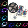 3528 5M RGB 300 LED SMD Flexible Light Strip Lamp + Remote + 12V 2A Power Supply