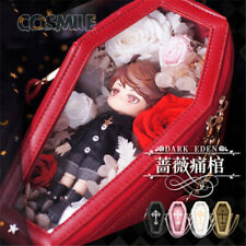 Banpaia Vampire Coffin Ita Bag Carriers For GSC OB11 Molly Bjd Doll Bed Lolita