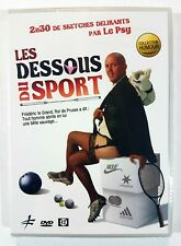DVD Le Psy LES DESSOUS DU SPORT frz. NEU! 142 min Collection Humour