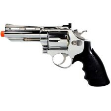 350 FPS HFC 357 MAGNUM GREEN GAS METAL AIRSOFT REVOLVER PISTOL GUN BB BBs Shells