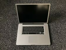 "Apple MacBook Pro 17"" Laptop - 2.66GHZ Intel core i7, 500 GB SSD (rare config)"