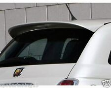 SPOILER ALETTONE POSTERIORE REPLICA ABARTH GREZZO FIAT  NUOVA 500  STVII-F161G