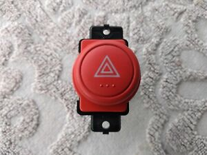 01-05 Honda Civic Type R Hazard switch EDM JDM Red Import Si Acura RSX