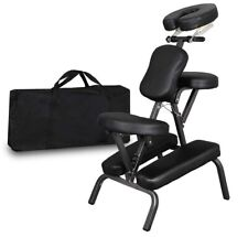 Portable Massage Chair Body Physical Therapy Reflexology Shiatsu Table Adjust