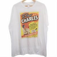 I64 Vintage Gildan Ray Charles Concert Tee Graphic Shirt Men's Size XL