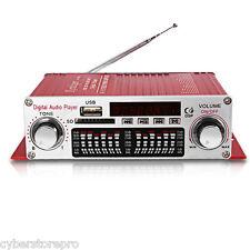 Kentiger HY - 602 HiFi Stereo Power Digital Audio Amplifier FM MP3 USB Playback