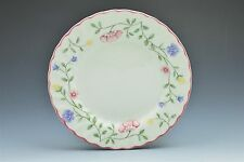 "Johnson Brothers Summer Chinz Floral Pink Bread Butter Plate(s) 6.25"" Green Arch"