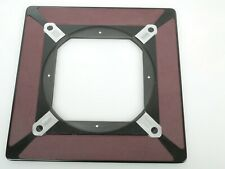 Linhof Reduzier Rückteil 13x18 / 5x7 auf to 9x12 / 4x5 reducing back Adapter Rot