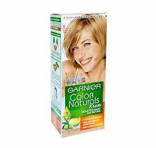 Garnier Color Naturals 8 Light Blonde Color hair