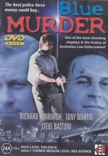 Blue MURDER (Richard ROXBURGH Tony MARTIN) Roger ROGERSON Aussie True Story DVD