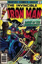 Marvel Comics The Invincible Iron Man # 102 Sept 1977 Dread Knight
